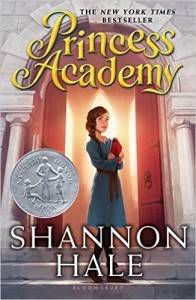 Princess Academy by Shannon Hale cover