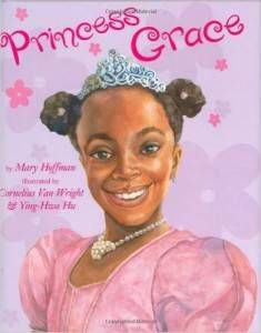 Princess Grace by Mary Hoffman cover