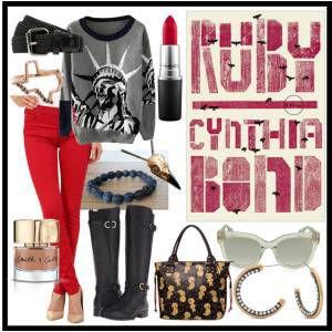 Book Style: Ruby by Cynthia Bond