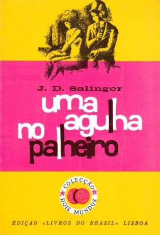 The Catcher in the Rye cover Brazi by Livros do Brasil