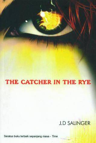 The Catcher in the Rye cover Indonesian by Banana