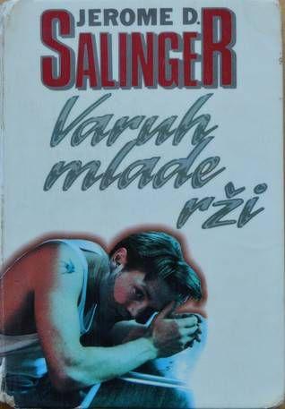 The Catcher in the Rye cover Slovanian by Mladinska knjiga