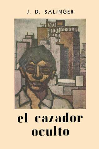 The Catcher in the Rye cover Spanish by Fabril Editora