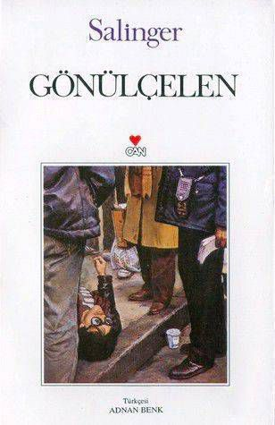The Catcher in the Rye cover Turkish by Can Yayınlar