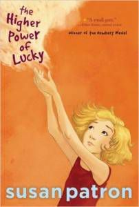 The Higher Power of Lucky by Susan Patron cover