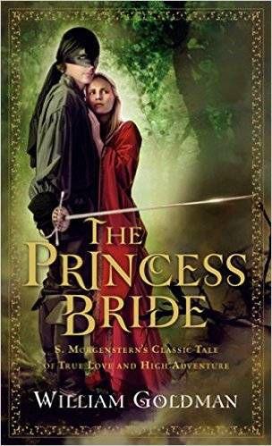 The Princess Bride by William Goldman cover