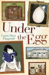 Under the Egg by Laura Marx Fitzgerald cover