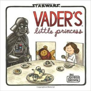 Vader's Little Princess by Jeffrey Brown cover