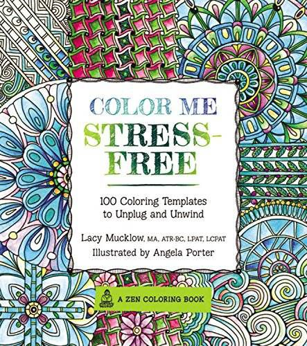 7 Adult Coloring Books for Stress and Anxiety | BookRiot.com