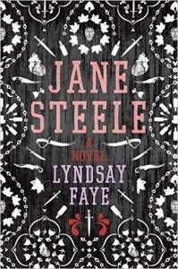 cover of jane steele by lyndsay faye