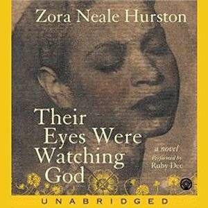 their eyes were watching god audiobook
