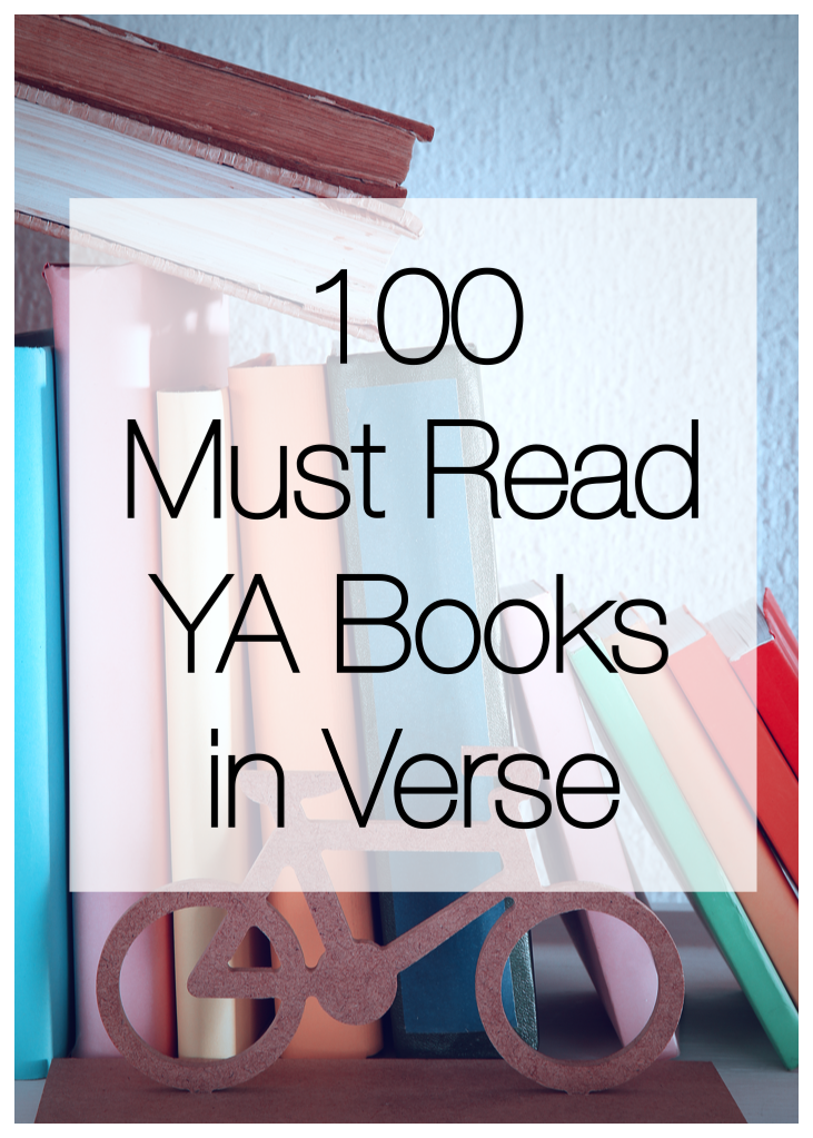 100 must read ya books in verse