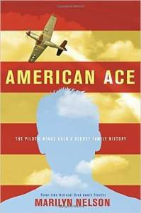 American Ace book by Marilyn Nelson