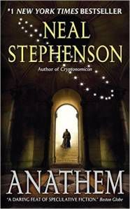 Anathem by Neal Stephenson cover