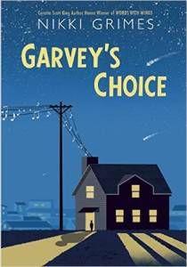 Garvey's Choice book by Nikki Grimes