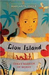 Lion Island book by Margarita Engle