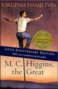 MC Higgins Virginia Hamilton Andersen Award