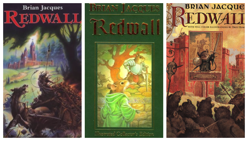 Redwall Collage