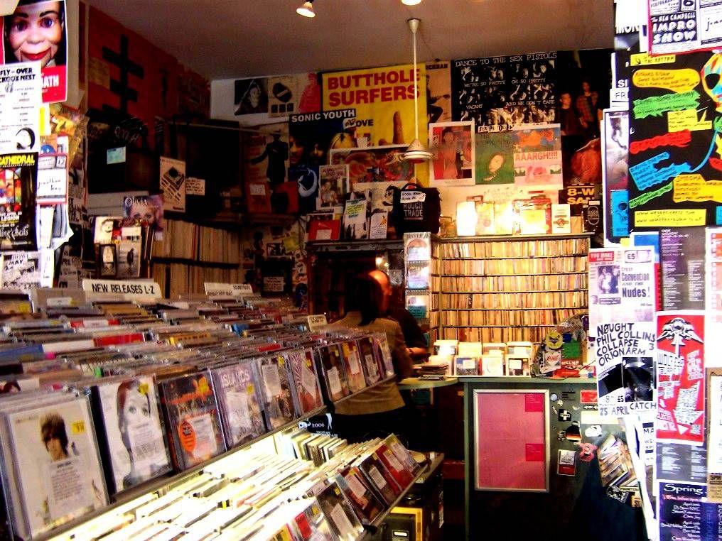 Rough Trade Record Shop