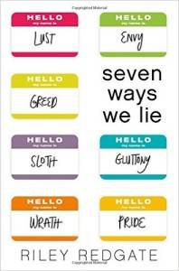 Seven Ways We Lie book by Riley Redgate