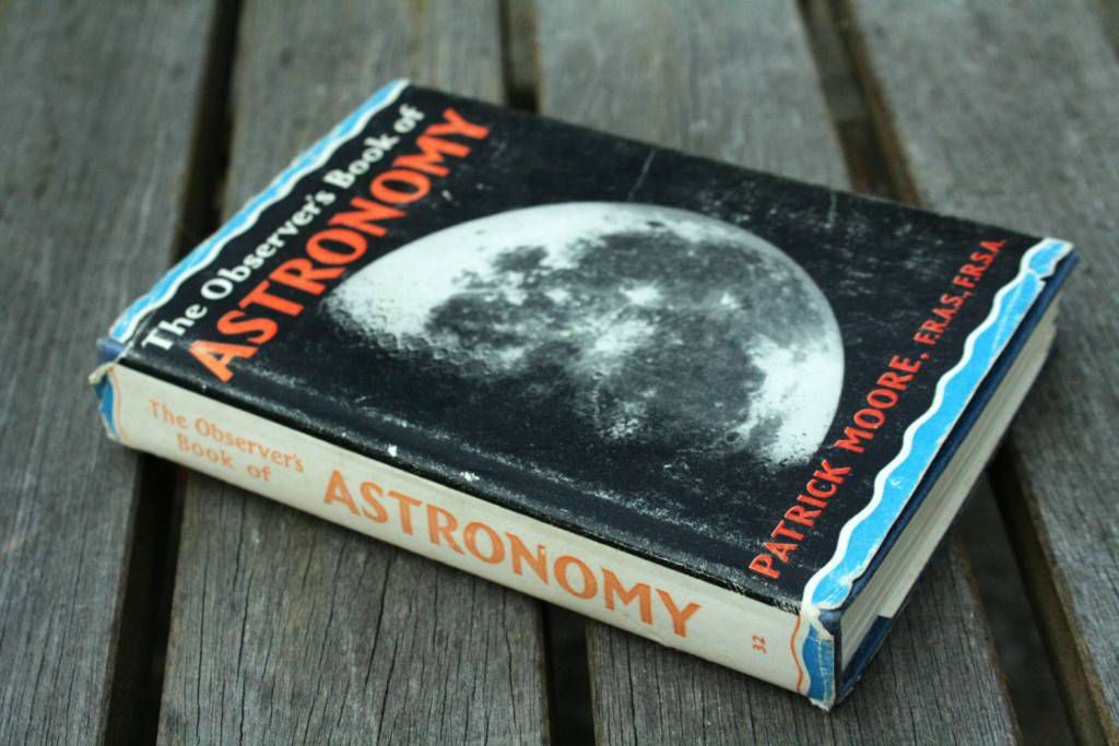 The Observers book of Astronomy on Etsy