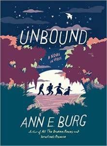 Unbound book by Ann E. Burg