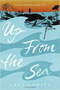 Up From the Sea book by Leza Lowitz