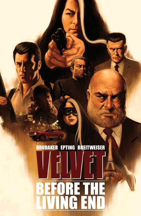 Velvet Volume 1 by Ed Brubaker & Steve Epting