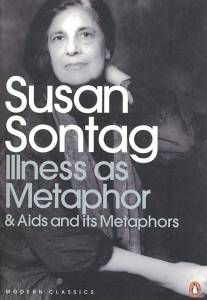 cover of Illness as Metaphor by Susan Sontag