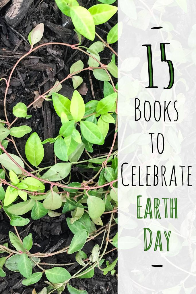 Second Nature, Braiding Sweetgrass, and more books to celebrate Earth Day.