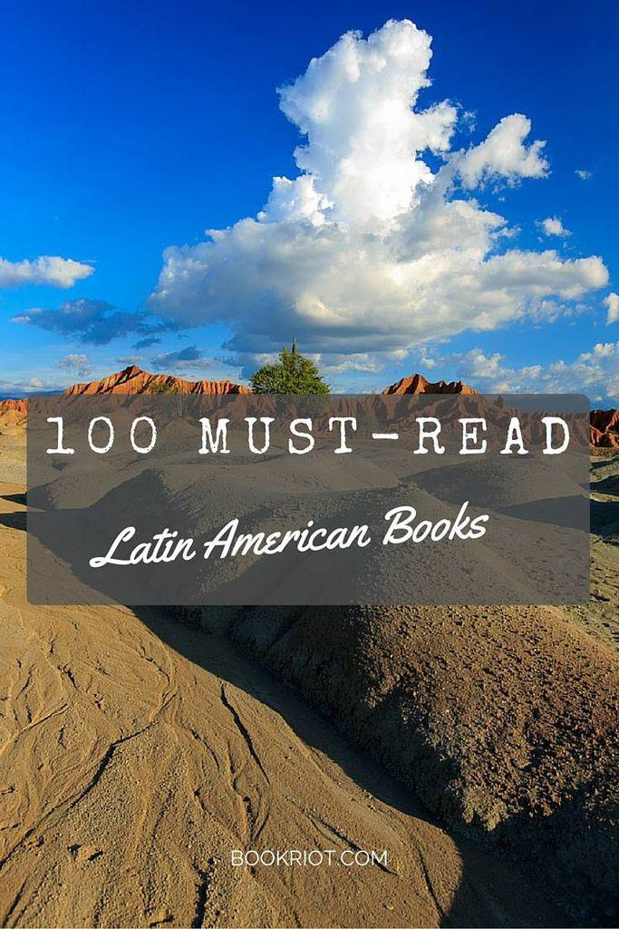 100 must-read latin american books