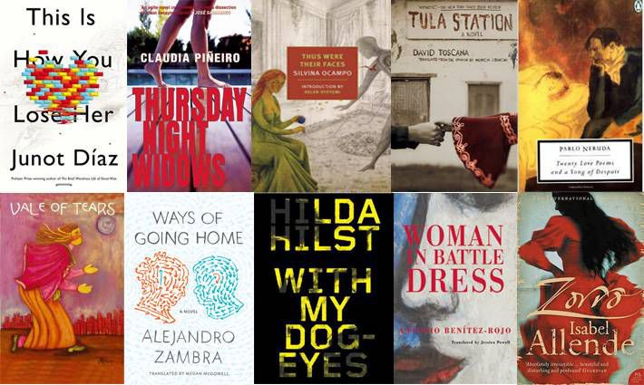 10th set of ten books for 100 Latin American Books to Read