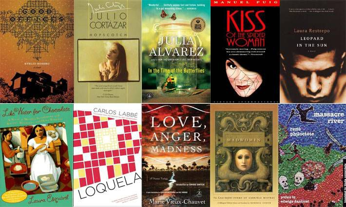 4th set of ten books for 100 Latin American Books to Read