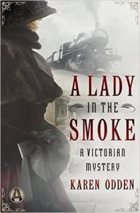 A Lady in Smoke
