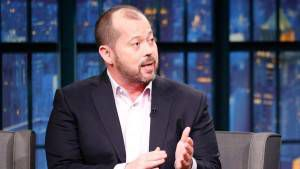 Alexander Chee Late Night with Seth Meyers