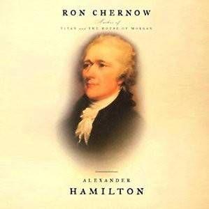 alexander hamilton ron chernow audiobook