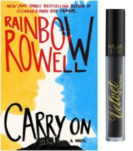 Carry On by Rainbow Rowell (Potent)
