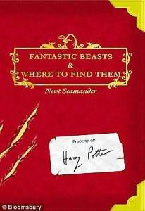 Fantastic Beasts and Where to Find Them by Scamander