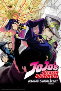 JoJo's Bizarre Adventure Part 4: Diamond Is Unbreakable
