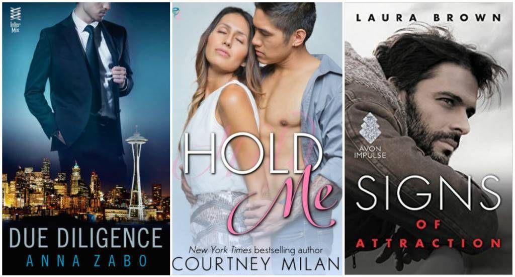 June Diverse Romance Collage