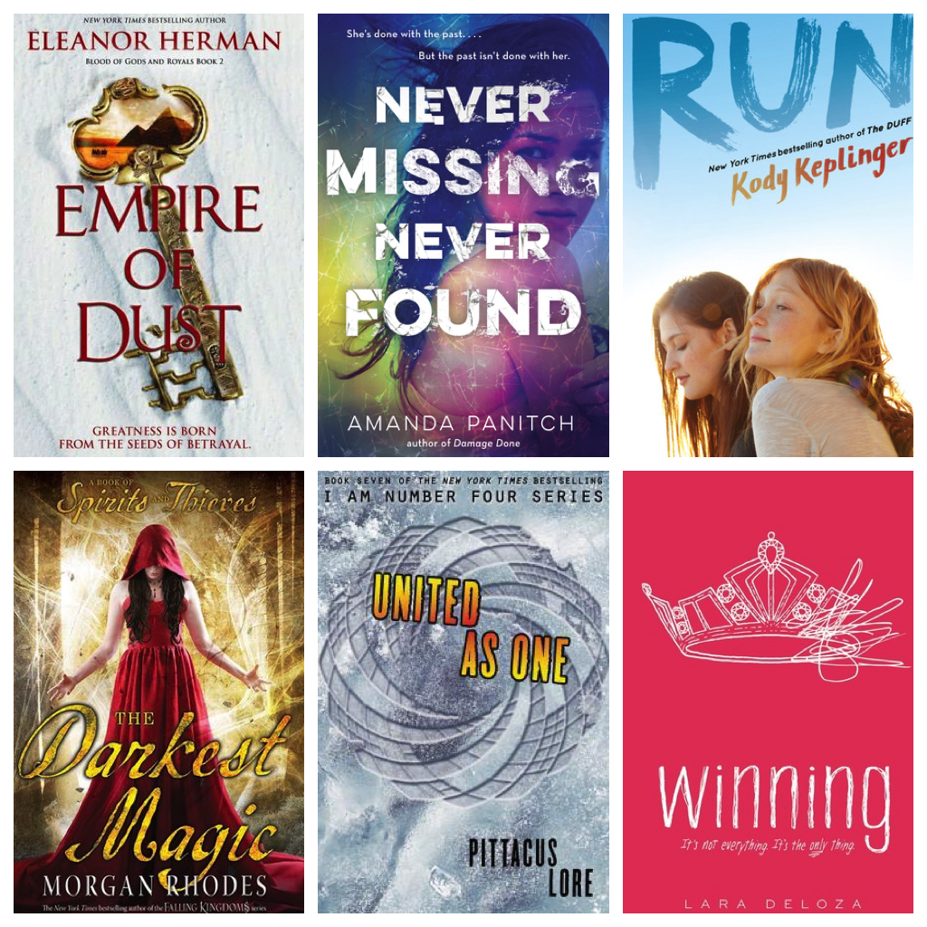 230+ YA Books For Your April - June 2016 Radar