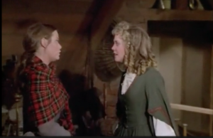 Little Women 1978 Amy and Jo argue