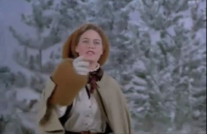 Little Women 1978 Jo tries to warn Amy