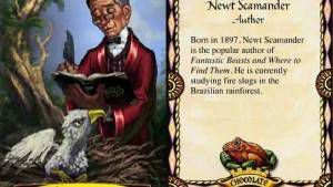 Newt Scamander