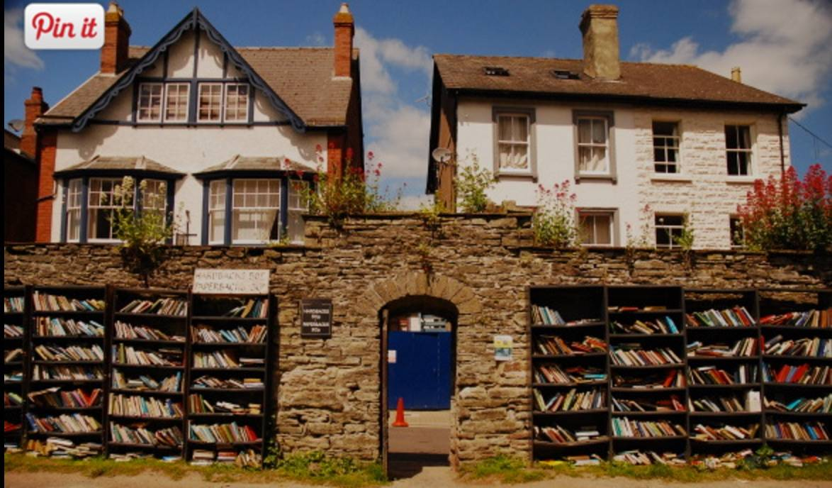 The 11 Most Bookish Places on Earth: Today in Critical Linking