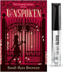 Unspoken by Sarah Rees Brennan (Crystal Clear)