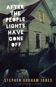 cover of after the people lights have gone off