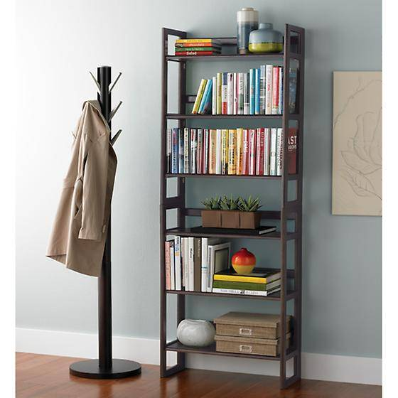 10 cheap bookshelves that are actually pretty nice bookriotcom - Folding Bookshelves