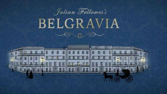 julian fellowes serialized novel belgravia