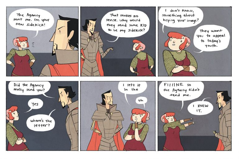 Why NIMONA Is Important to Me